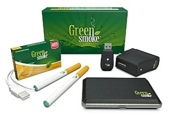 Green Smoke Starter Kit