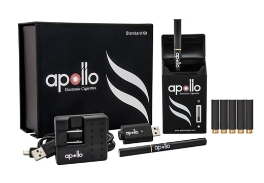 Apollo E-Cigs Kit