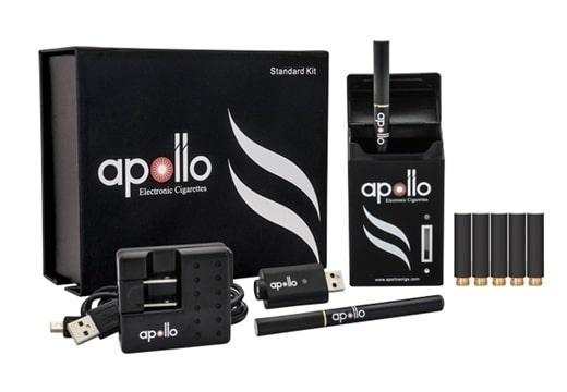 Apollo E-Cigs Kit