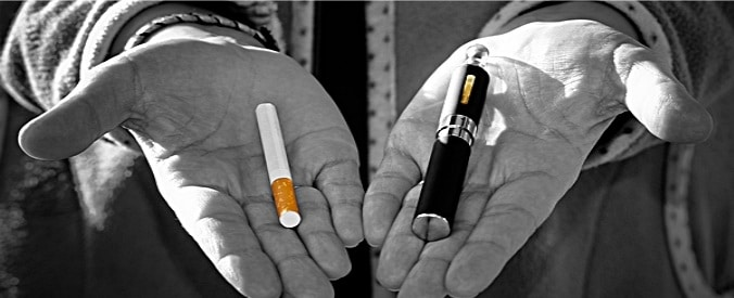 Benefits of E-Cigarettes vs. Tobacco