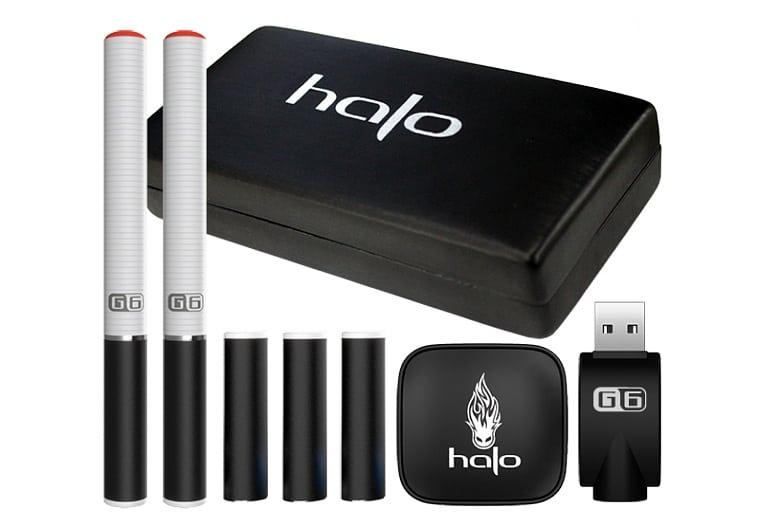 Halo G6 E-Cigarette Starter Kit