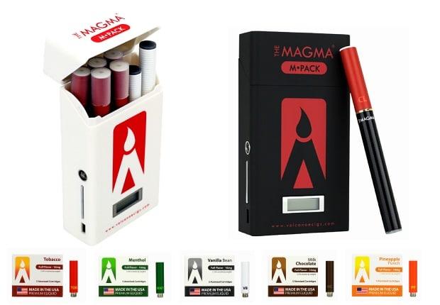 Volcano Cases & Cartridges