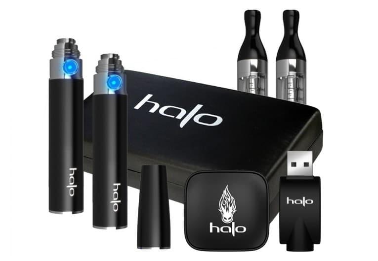 Halo Triton E-Cig Starter Kit