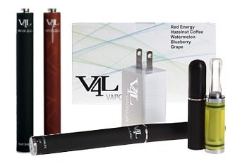 Vapor4Life Advanced Options