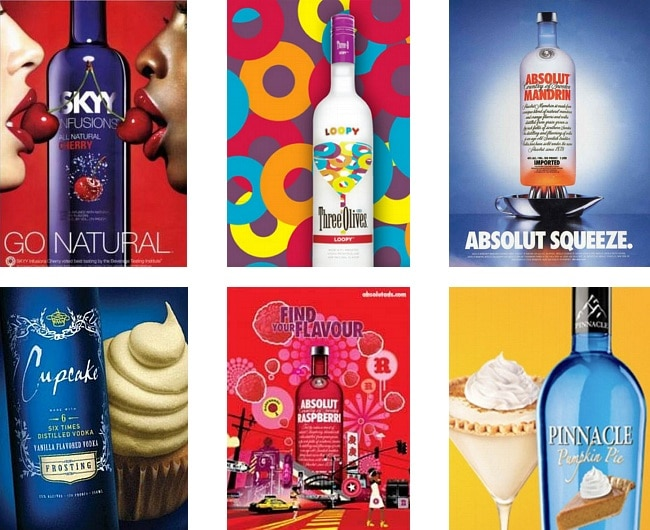 the various strategies of alsolut vodka in their advertisements Read this essay on absulot vodka marketing analysis many us companies have moved their advertisements campaigns, and what strategies will be most effective.