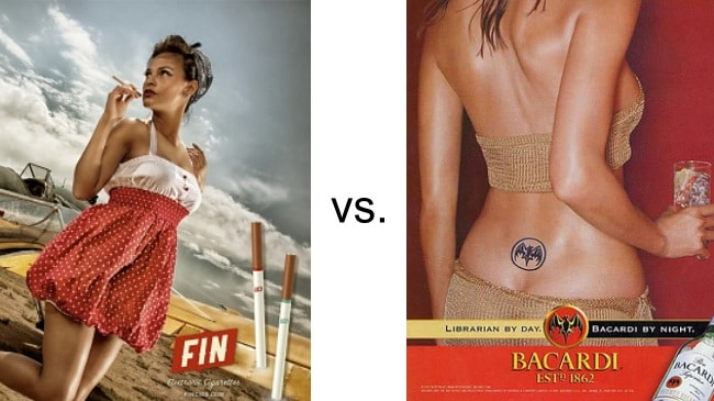 Stylish Advertisements