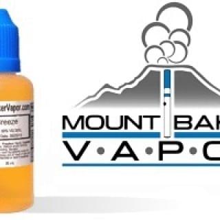 Mt. Baker Vapor Juice Review