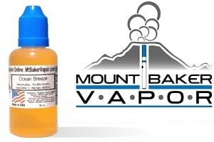 Mt. Baker Vapor E-Juice Review