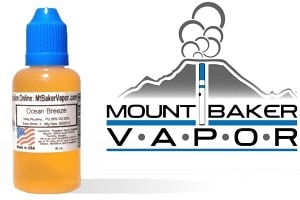 Mt. Baker Vapor E-Juice Review