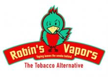 Robin's Vapors