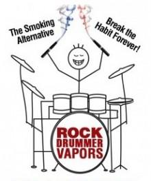 RockDrummer Vapors