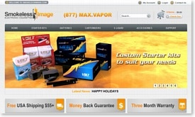 Smokeless Image 10% Off Coupon