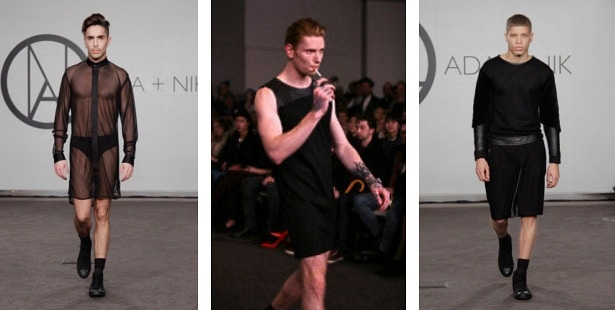 Ada + Nik Fashion Show