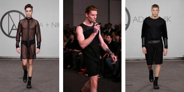 Ada + Nik Fashion Show