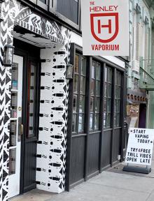 Henley Vaporium