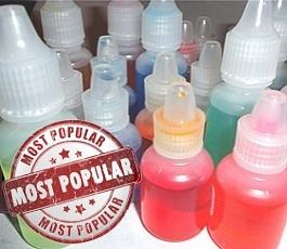 Most Popular E-Juice Flavors