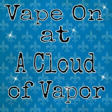 A Cloud of Vapor