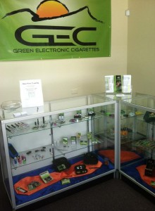 Green Electronic Cigarettes