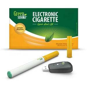 Green Smoke Essentials Kit