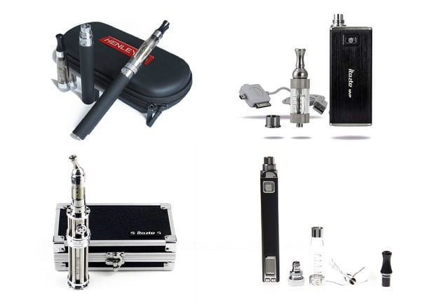Other options: eGo, iTaste and more