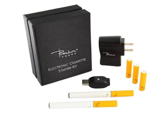Premium Vapes E-Cigarette Kit