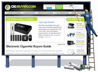 Advertise With Us | Cig Buyer com