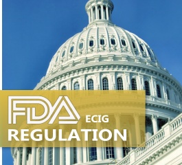 FDA E-Cigarette Regulation