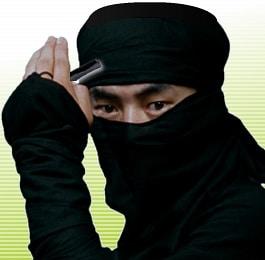 Stealth Vaping Ninja