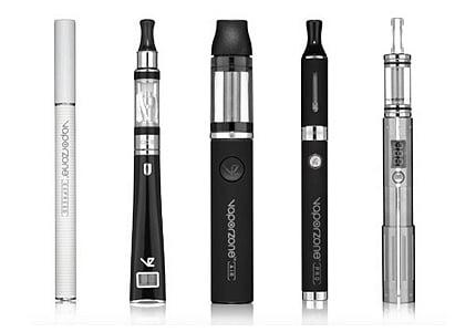 Vaporpak electronic cigarettes