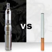 Big vs. Small Electronic Cigarettes… SIZE MATTERS!