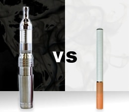 Big vs Small Electronic Cigarettes