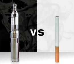 Big Vs. Small E-Cigarettes