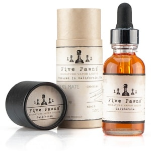 Five Pawns Premium E-Liquid