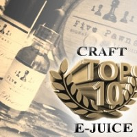 "The Top 10 ""Craft"" E-Juice Makers & E-Liquid Companies"