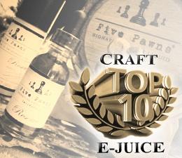 Top Craft E-Juice Companies