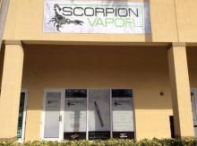 Scorpion Vapor