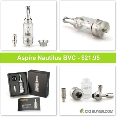 Aspire Nautilus Deal