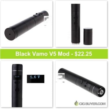 Black Vamo V5 Mod Deal