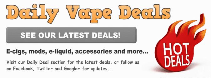 Daily Vape Deals