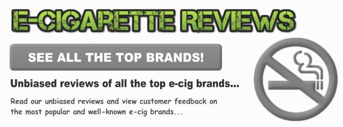 Top E-Cigarette Reviews