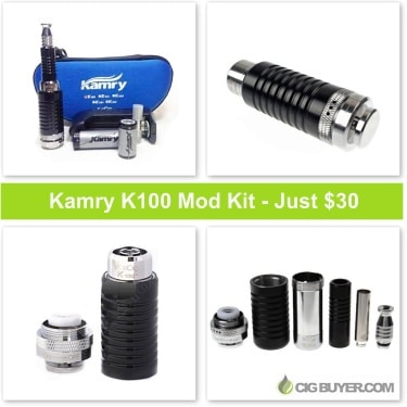 Kamry K100 Mod Kit Deal
