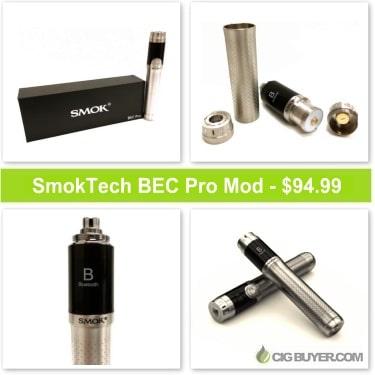 SmokTech BEC Pro Mod Deal