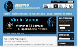 Virgin Vapor Coupon