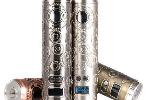 Authentic Steampunk Style Mod