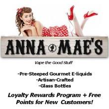 Anna Mae's Gourmet E-liquids