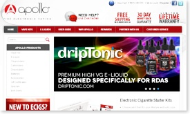 Driptonic E-Liquid Coupon