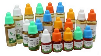 Kid-Proof E-Liquid Bottles