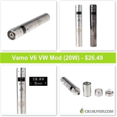 Vamo V6 Mod / APV Deal