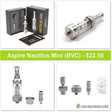Aspire Nautilus Mini Deal