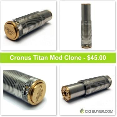 Cronus / Titan Mod Clone